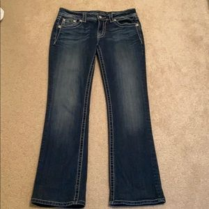 Miss Me Jeans Size 29 Bootcut